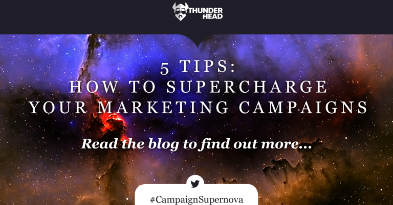 Tips to supercharge marketing campaigns