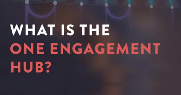 What is the ONE Engagement Hub?