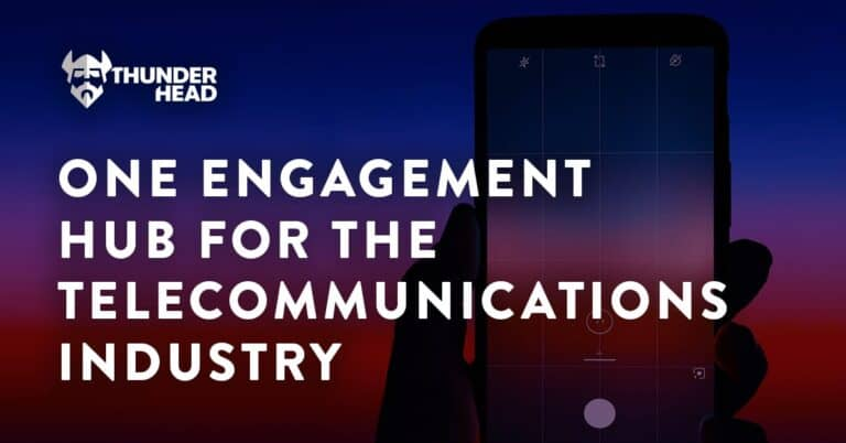 ONE Engagement Hub for the Telecommunications Industry