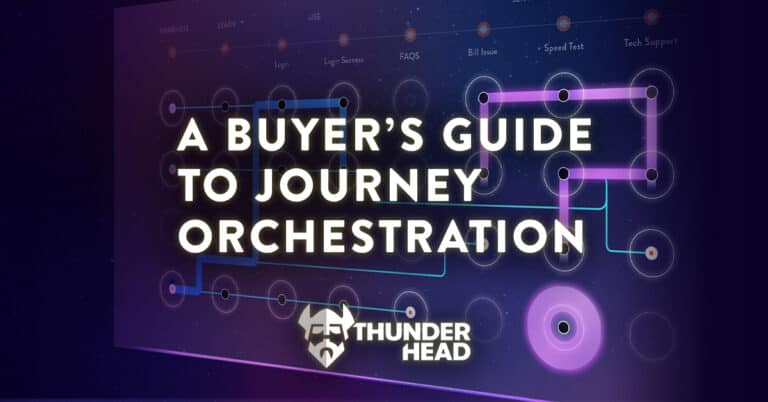 A Buyer's Guide to Journey Orchestration: Download the EBook