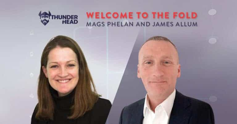 Thunderhead adds two senior hires to support accelerated global growth
