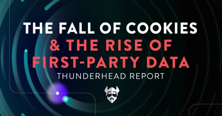 The Fall of Cookies & The Rise of First-Party Data: EBook
